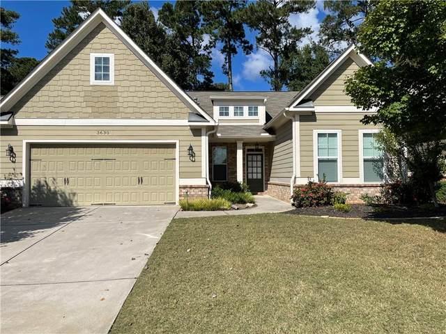 3630 Foxtrot Trail NW, Kennesaw, GA 30144 (MLS #6953335) :: Dawn & Amy Real Estate Team