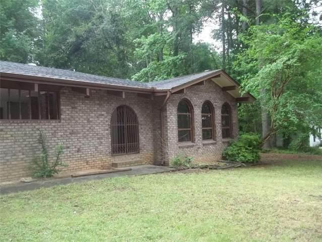 4455 Ben Hill Road, Lithia Springs, GA 30122 (MLS #6953340) :: North Atlanta Home Team