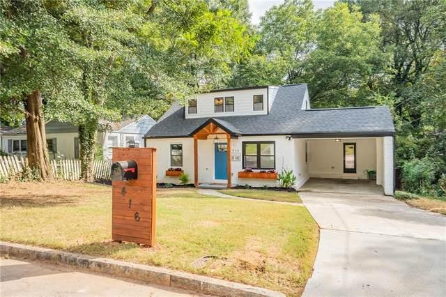 416 Greencove Lane SE, Atlanta, GA 30316 (MLS #6953361) :: Tonda Booker Real Estate Sales