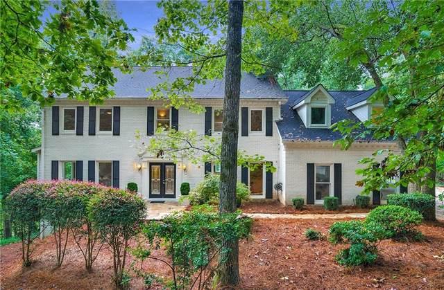 9667 Huntcliff Trace, Sandy Springs, GA 30350 (MLS #6953382) :: North Atlanta Home Team