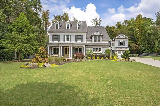 5070 Forest Circle, Milton, GA 30004 (MLS #6953406) :: North Atlanta Home Team