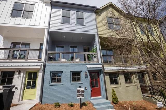 731 Perch Place SE #250, Atlanta, GA 30316 (MLS #6953417) :: Dawn & Amy Real Estate Team
