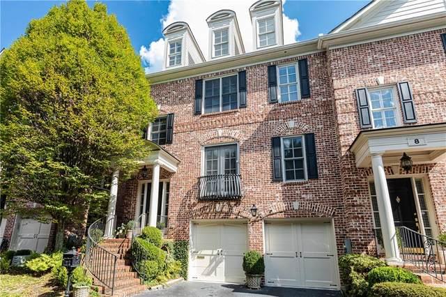 3707 Peachtree Road NE #7, Atlanta, GA 30319 (MLS #6953441) :: Path & Post Real Estate