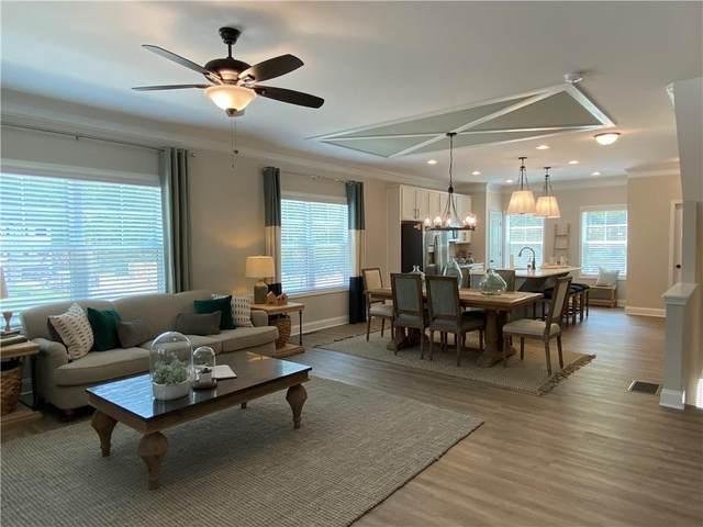 422 Stovall Place #17, Woodstock, GA 30188 (MLS #6953451) :: Virtual Properties Realty