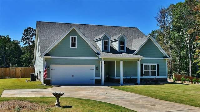 1581 Scales Creek Road, Homer, GA 30547 (MLS #6953478) :: Lantern Real Estate Group