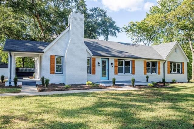 7314 Villa Rica Hwy Street, Dallas, GA 30157 (MLS #6953502) :: Tonda Booker Real Estate Sales