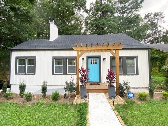 1359 Lockwood Drive SW, Atlanta, GA 30311 (MLS #6953533) :: Path & Post Real Estate