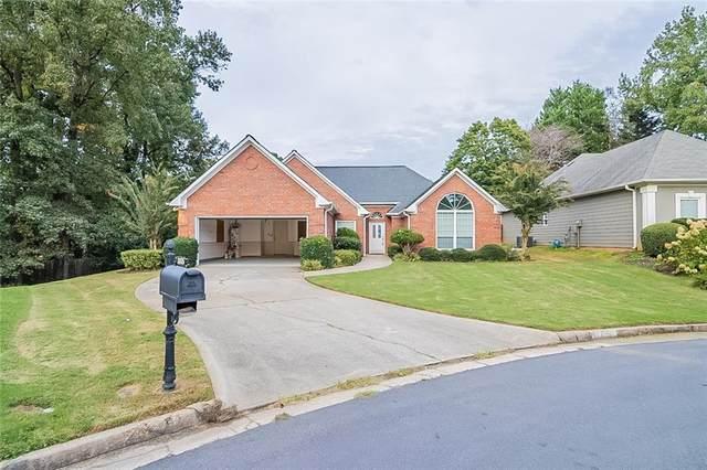 11825 Red Maple Forest Drive, Alpharetta, GA 30005 (MLS #6953580) :: North Atlanta Home Team