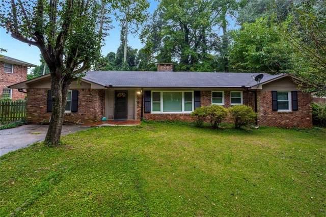 3727 Dial Drive, Stone Mountain, GA 30083 (MLS #6953581) :: North Atlanta Home Team
