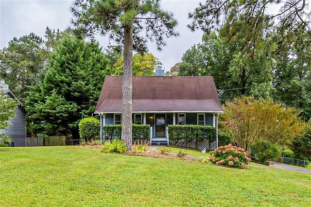 3785 Butterfield Drive NW, Kennesaw, GA 30152 (MLS #6953583) :: North Atlanta Home Team