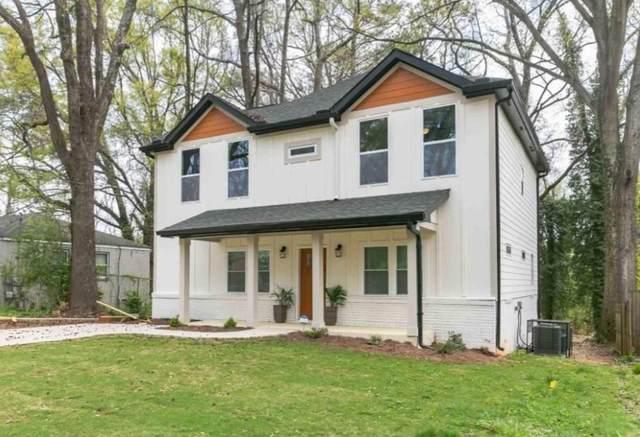 396 Greencove Lane SE, Atlanta, GA 30316 (MLS #6953628) :: Tonda Booker Real Estate Sales