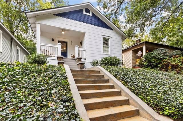 845 Virgil Street NE, Atlanta, GA 30307 (MLS #6953630) :: Cindy's Realty Group
