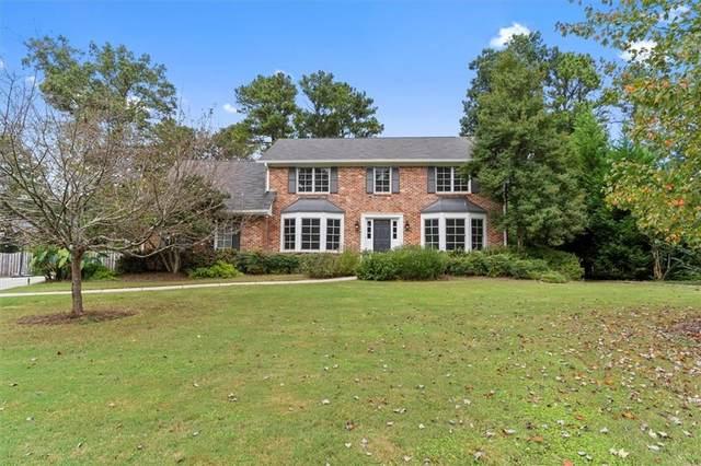 1290 Holly Bank Circle, Dunwoody, GA 30338 (MLS #6953635) :: North Atlanta Home Team