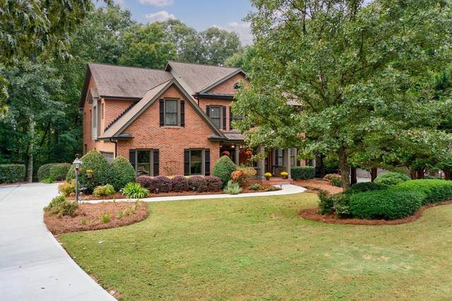 105 Highgrove Drive, Suwanee, GA 30024 (MLS #6953697) :: North Atlanta Home Team