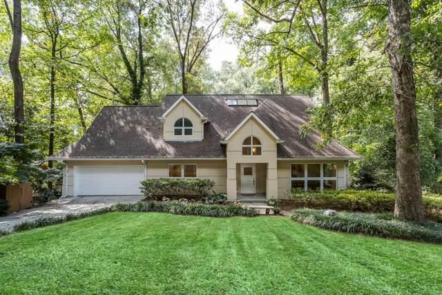 1092 Norwich Circle Ne, Atlanta, GA 30324 (MLS #6953745) :: Tonda Booker Real Estate Sales