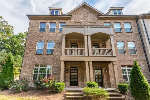 600 Luckett Court, Smyrna, GA 30080 (MLS #6953770) :: North Atlanta Home Team