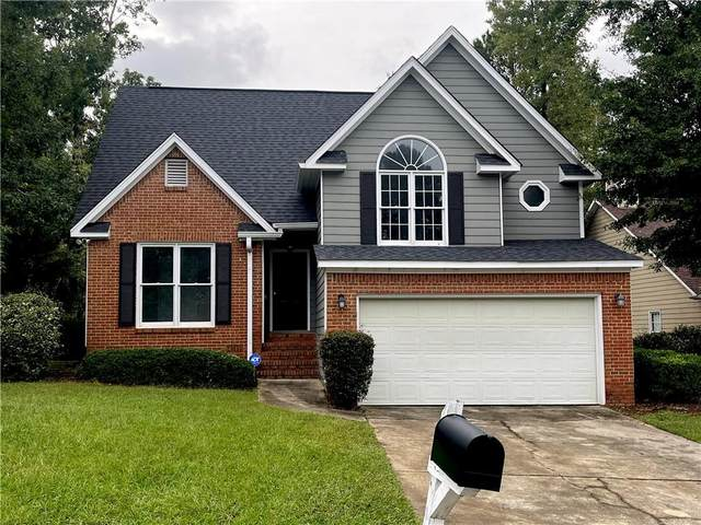 480 Ashville Drive, Macon, GA 31210 (MLS #6953776) :: North Atlanta Home Team