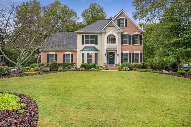 1235 Briers Creek Drive, Alpharetta, GA 30004 (MLS #6953808) :: North Atlanta Home Team
