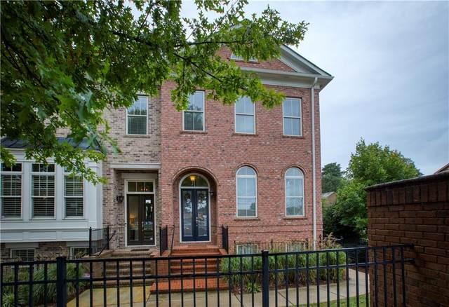 3301 Vintage Circle SE, Smyrna, GA 30080 (MLS #6953818) :: The Kroupa Team   Berkshire Hathaway HomeServices Georgia Properties