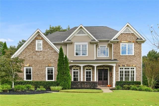 440 Scott Farm Drive, Powder Springs, GA 30127 (MLS #6953819) :: North Atlanta Home Team