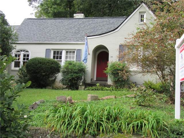 211 Lucerne Street, Decatur, GA 30030 (MLS #6953831) :: Path & Post Real Estate
