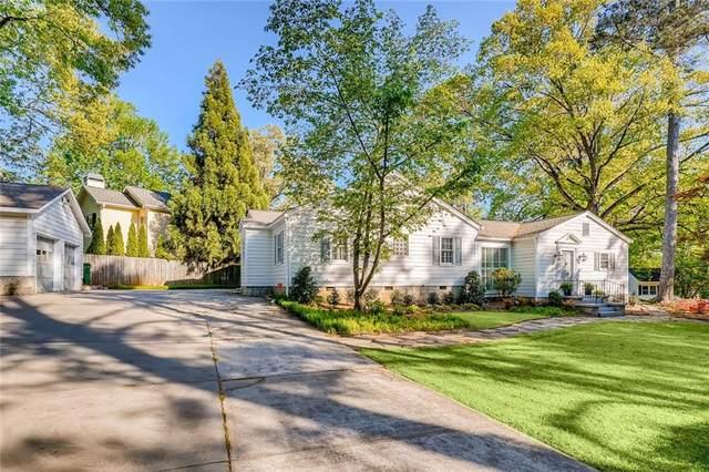 3495 Habersham Road NW, Atlanta, GA 30305 (MLS #6953848) :: Tonda Booker Real Estate Sales