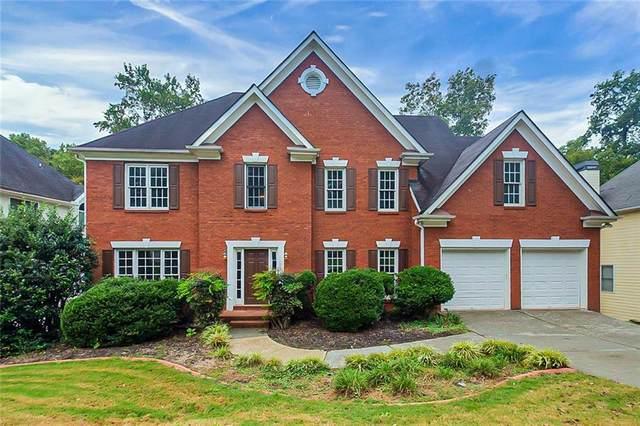 413 Old Deerfield Lane, Woodstock, GA 30189 (MLS #6953862) :: North Atlanta Home Team