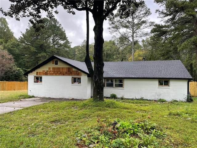 3160 Mount Gilead Road SW, Atlanta, GA 30311 (MLS #6953887) :: Path & Post Real Estate