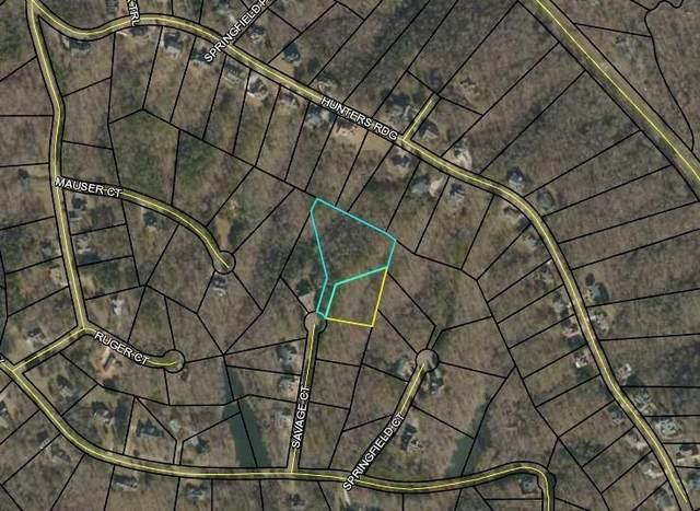 0 Savage Court, Jasper, GA 30143 (MLS #6953897) :: 515 Life Real Estate Company