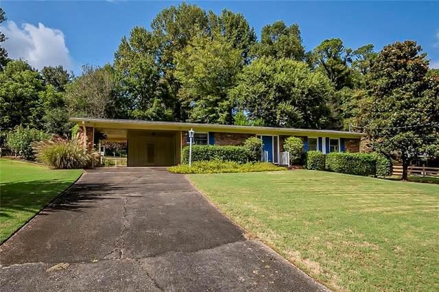 416 Windsor Drive SW, Marietta, GA 30064 (MLS #6953910) :: North Atlanta Home Team