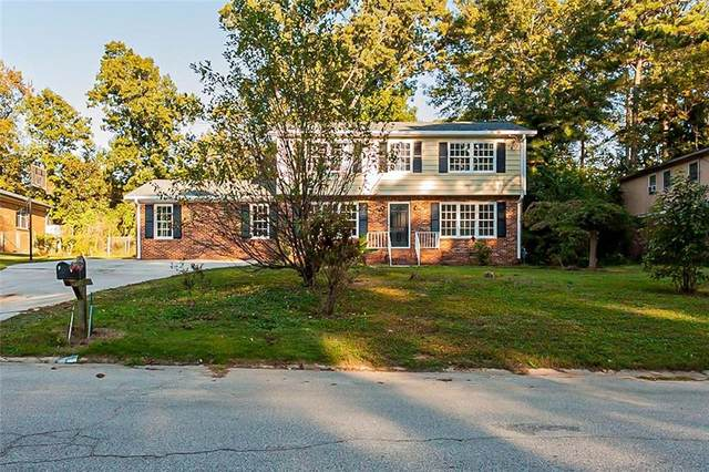 1689 Brantford Drive, Tucker, GA 30084 (MLS #6953930) :: North Atlanta Home Team
