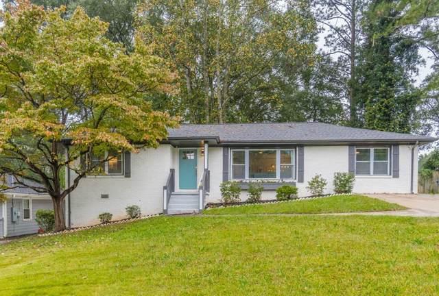 2363 Cranbrooke Drive, Decatur, GA 30032 (MLS #6953938) :: North Atlanta Home Team