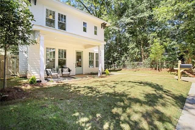 332 Arizona Avenue, Atlanta, GA 30307 (MLS #6953945) :: The Kroupa Team | Berkshire Hathaway HomeServices Georgia Properties