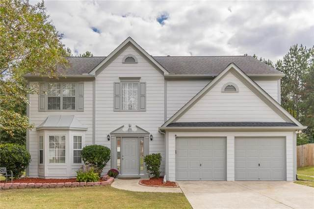 390 Running Fawn Drive, Suwanee, GA 30024 (MLS #6953961) :: The Cole Realty Group