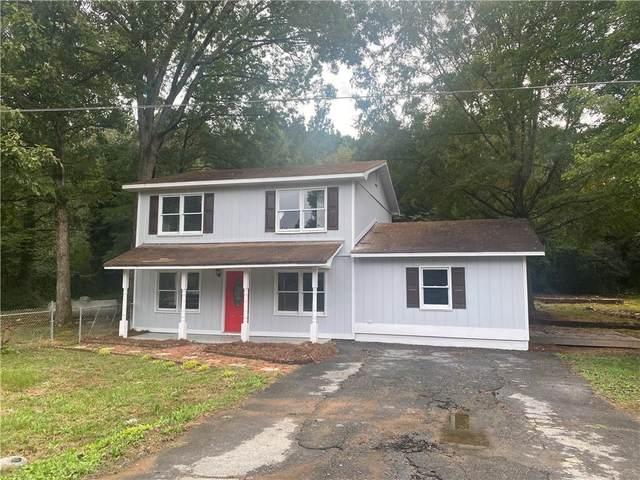 168 Harmony Drive NE, Calhoun, GA 30701 (MLS #6954005) :: North Atlanta Home Team