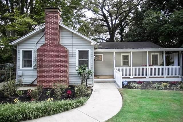 206 Gramling Street SE, Marietta, GA 30008 (MLS #6954007) :: North Atlanta Home Team