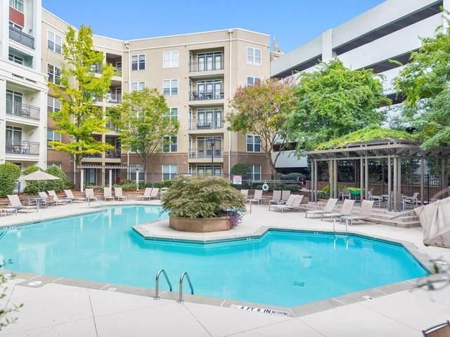 390 17th Street NW #3026, Atlanta, GA 30363 (MLS #6954036) :: Dawn & Amy Real Estate Team