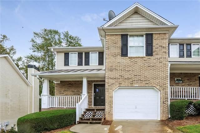 537 Fox Creek Crossing, Woodstock, GA 30188 (MLS #6954049) :: North Atlanta Home Team