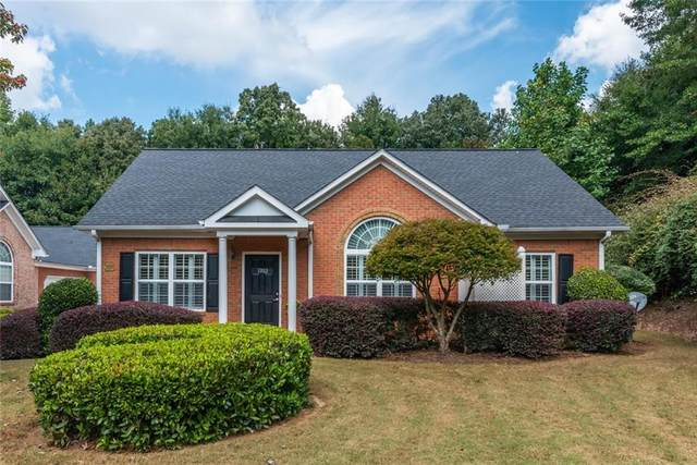 3302 Raes Creek Road #33, Marietta, GA 30008 (MLS #6954059) :: North Atlanta Home Team