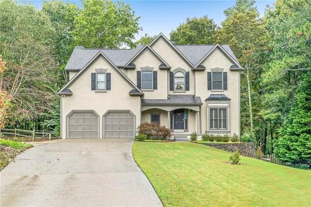 2410 Rose Walk Drive, Alpharetta, GA 30005 (MLS #6954079) :: North Atlanta Home Team