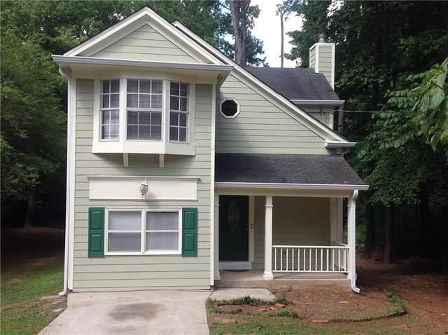 442 Sherwood Oaks Road, Stone Mountain, GA 30087 (MLS #6954112) :: North Atlanta Home Team