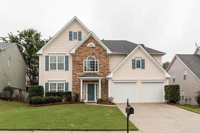 3814 Seattle Place NW, Kennesaw, GA 30144 (MLS #6954117) :: Dawn & Amy Real Estate Team