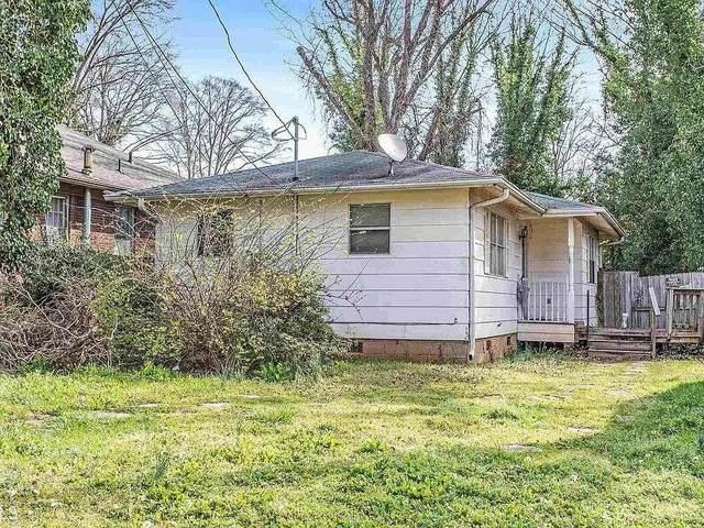 650 Holderness Street SW, Atlanta, GA 30310 (MLS #6954118) :: North Atlanta Home Team