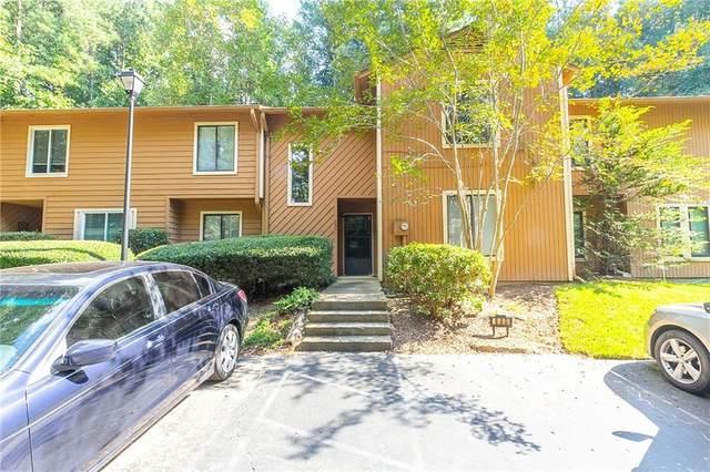 880 Lake Hollow Boulevard SW, Marietta, GA 30064 (MLS #6954132) :: RE/MAX Paramount Properties