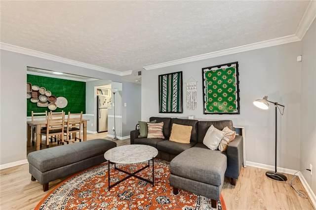 5147 Roswell Road #10, Sandy Springs, GA 30342 (MLS #6954167) :: Tonda Booker Real Estate Sales