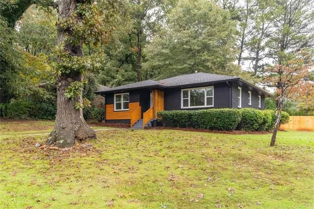 1730 Mckenzie Drive, Decatur, GA 30032 (MLS #6954196) :: Dawn & Amy Real Estate Team
