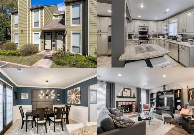 1132 Riverbend Club Drive SE, Atlanta, GA 30339 (MLS #6954221) :: Virtual Properties Realty