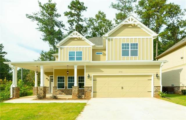 1766 Treymire Court, Stone Mountain, GA 30088 (MLS #6954234) :: North Atlanta Home Team