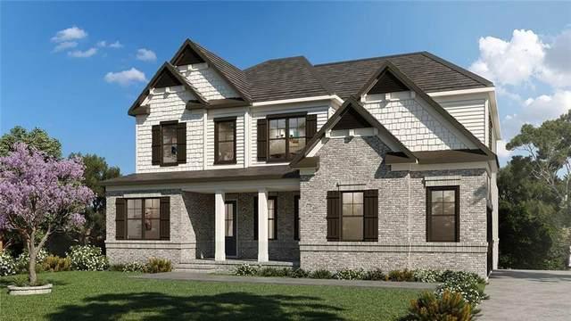 2754 Twisted Oak Lane, Marietta, GA 30066 (MLS #6954244) :: Virtual Properties Realty