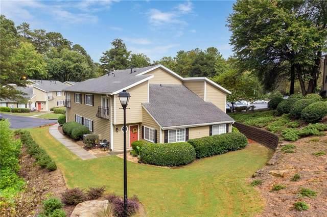 1468 Briarwood Road NE #1202, Brookhaven, GA 30319 (MLS #6954259) :: North Atlanta Home Team